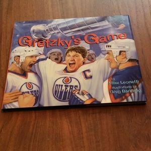 Gretzky's Game Mike Leonetti